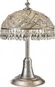 N-Light Лампа 650-02-49 silver настольная