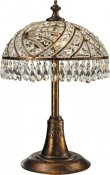 """N-Light Лампа """"650-02-49 bronze"""" настольная"""