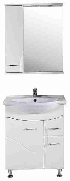 ASB-Mebel Мебель для ванной Альфа 65 R