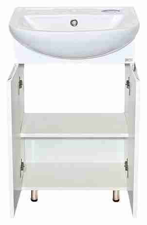 Misty Мебель для ванной Лаванда 50 прямая