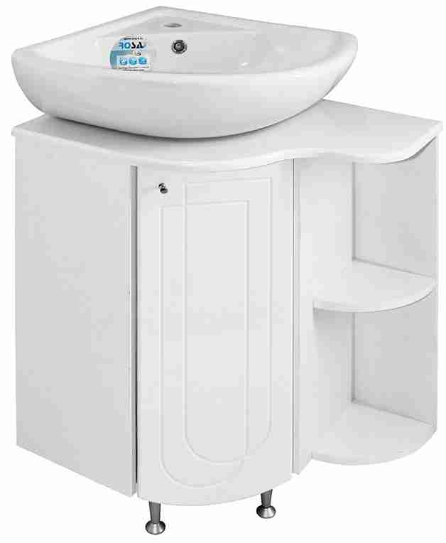 Mixline Мебель для ванной Корнер R