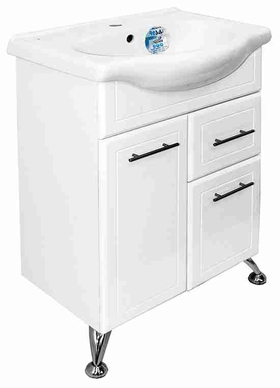 Mixline Мебель для ванной Мираж 2 60 R