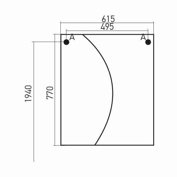 Mixline Мебель для ванной Магнолия 3 60 L