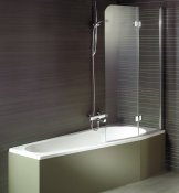 Riho Шторка на ванну Nautic N500 GETA 160