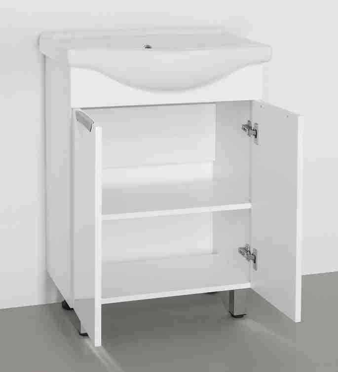Style Line Мебель для ванной Жасмин 55