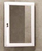 Opadiris Зеркало-шкаф для ванной Клио 45 R беленый бук