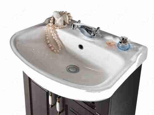 Водолей Мебель для ванной Капри 55 L