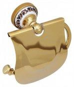Fixsen Держатель туалетной бумаги Bogema gold FX-78510G