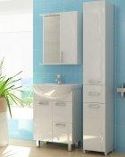 """Vigo Мебель для ванной """"Atlantic 1-55"""" R с подсветкой"""