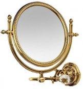 Art&Max Зеркало подвесное Barocco crystal AM-2109-Do-Ant-C