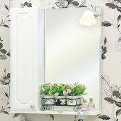 Sanflor Зеркало-шкаф Ксения 70 L