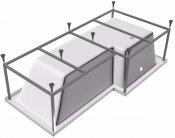 Vayer Каркас для ванны Options 170