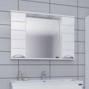 СанТа Зеркальный шкаф Родос 100 свет