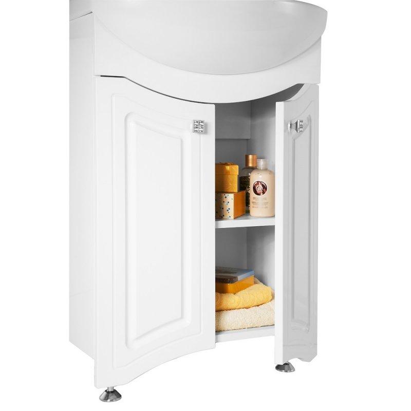 Водолей Мебель для ванной Адам 55 L