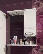 СанТа Зеркальный шкаф Афины 60 R