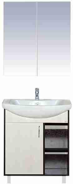 Misty Мебель для ванной Браво 70