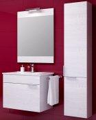 Aqwella Мебель для ванной Бриг 60 подвесная, сосна магия