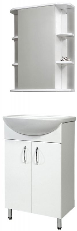 СанТа Мебель для ванной Сити Герда 60