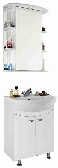 Водолей Мебель для ванной Эльба 60 R
