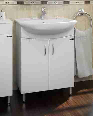 СанТа Мебель для ванной Элеганс Герда 65 свет