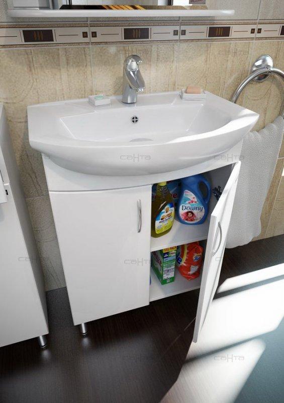 СанТа Мебель для ванной Элеганс Герда 65