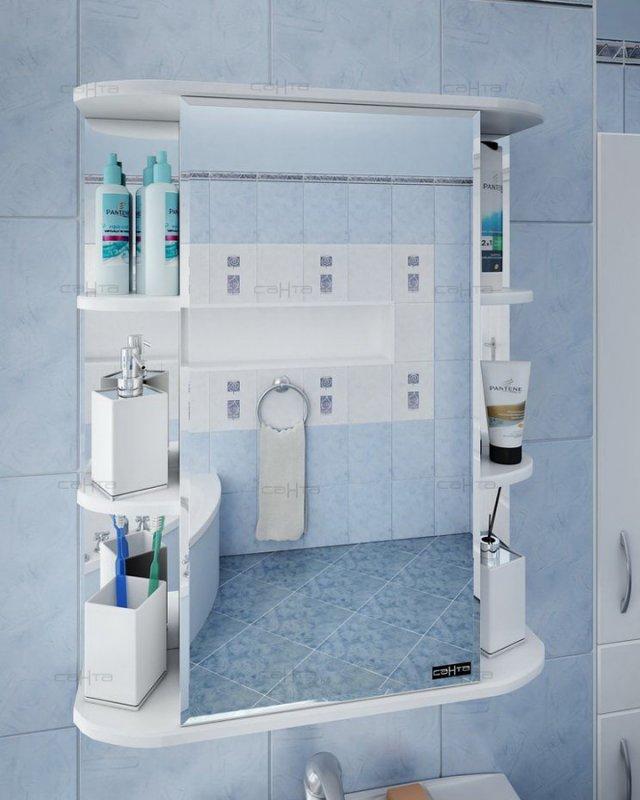 СанТа Мебель для ванной Грация Герда 60 с ящиками