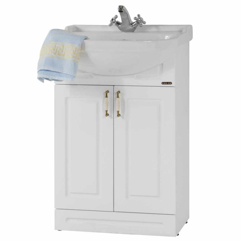 Водолей Мебель для ванной Капри 55 R
