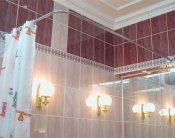 Excellent Карниз для ванны Г-образный