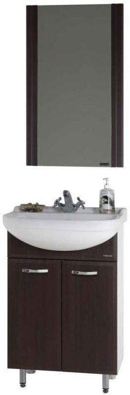 Водолей Мебель для ванной Классик 60 венге