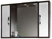 Водолей Зеркальный шкаф Клаудия 105