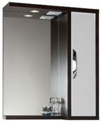 Водолей Зеркальный шкаф Клаудия 65 R