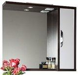 Водолей Зеркальный шкаф Клаудия 85 R