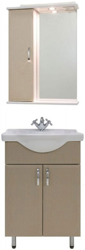 Водолей Комплект Мебели Колумбия 55 L дуб