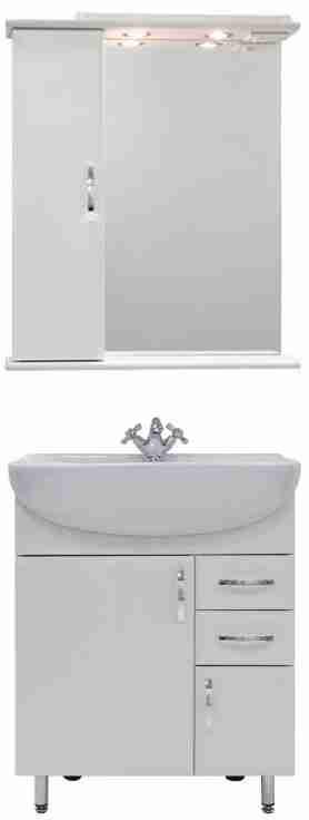 Водолей Мебель для ванной Колумбия 65 L