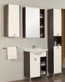 """Акватон Мебель для ванной """"Крит 60 М"""" с зеркальным шкафом"""