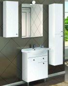 Акватон Мебель для ванной Лиана 60 М с зеркалом и б/к