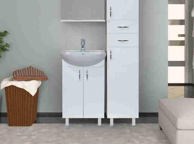 Misty Мебель для ванной Ладога 50