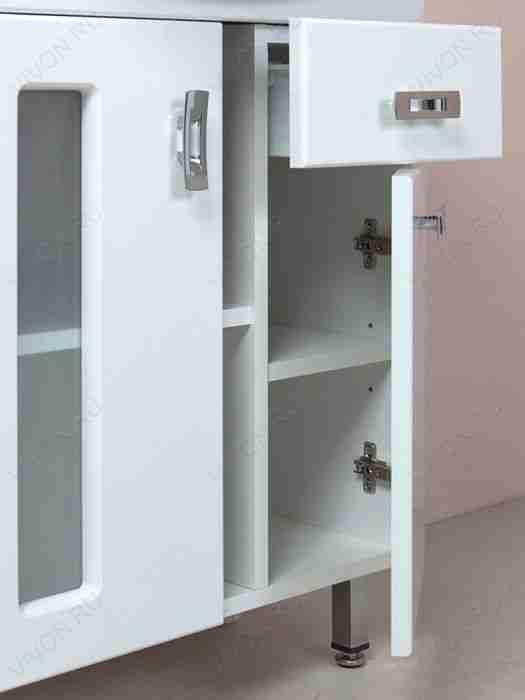 Onika Мебель для ванной Кристалл 55 L с ящиком