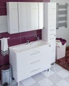 СанТа Мебель для ванной Омега 100 напольная