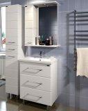 СанТа Мебель для ванной Омега 60 L напольная