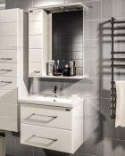 СанТа Мебель для ванной Омега 50 L подвесная
