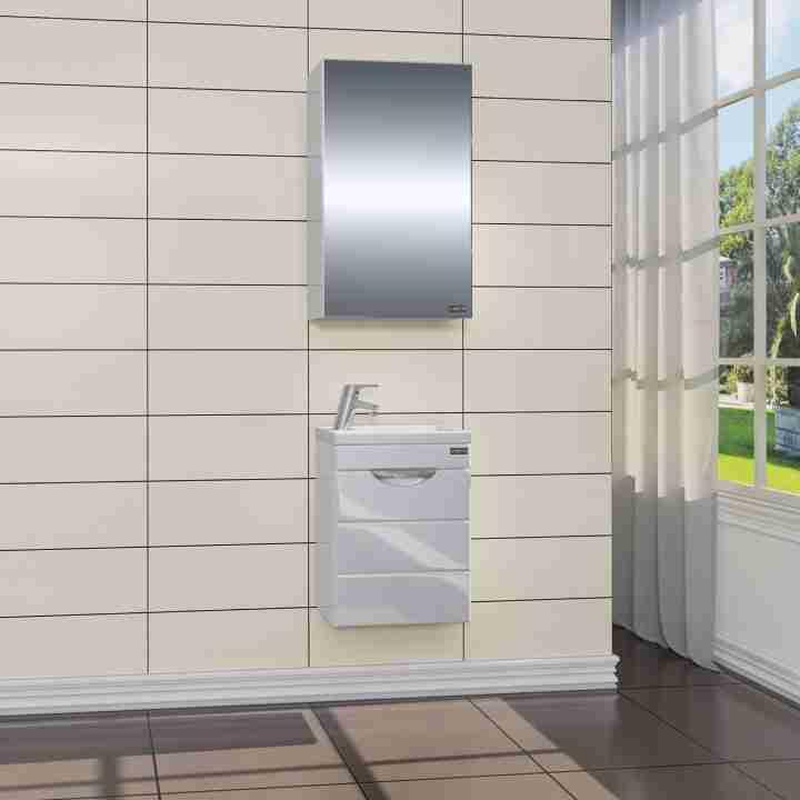 СанТа Мебель для ванной Родос 40