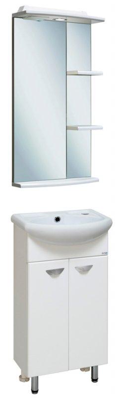 Runo Мебель для ванной Азов 40
