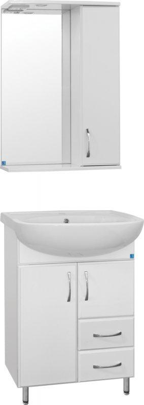 Style Line Мебель для ванной Стандарт №10/2 60