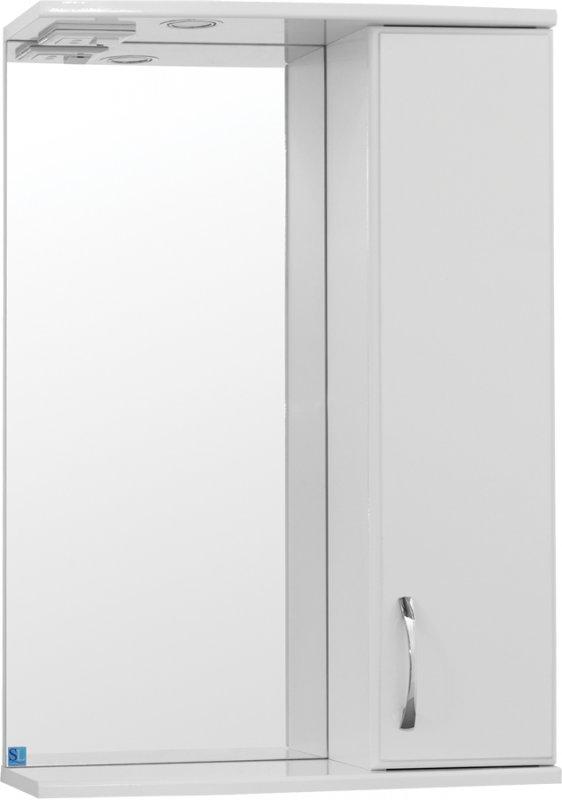 Style Line Мебель для ванной Стандарт №9 55 с подсветкой