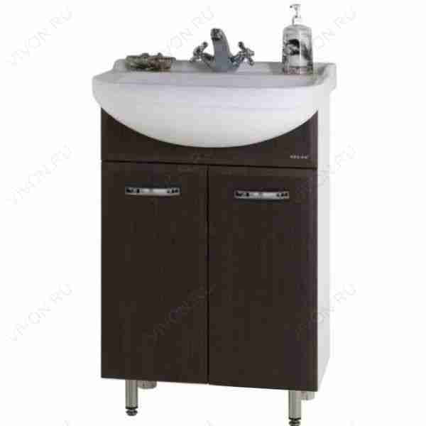 Водолей Мебель для ванной Классик 55 венге