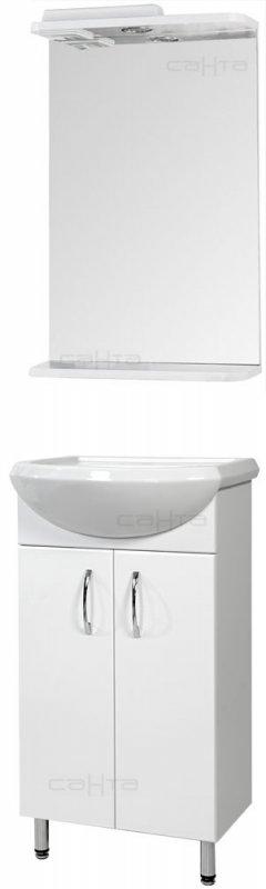 СанТа Мебель для ванной Уют Сити 45