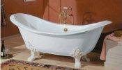 Magliezza Чугунная ванна Julietta 183x78 (ножки белые)