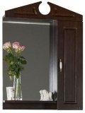 Водолей Зеркальный шкаф Капри 75 R венге