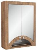 Merkana Зеркало-шкаф Пиллау 60